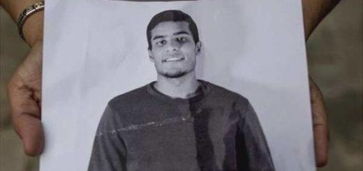 Juan Pablo Pernalete tenía 20 años y estudiaba contabilidad en una universidad de Caracas en la que además tenía una beca para jugar básquetbol |Foto: Alejandro Cegarra