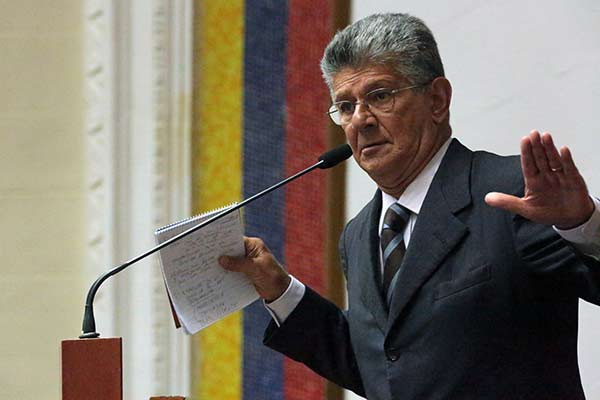 Henry Ramos Allup, diputado  de la Asamblea Nacional |Foto: Prensa AN