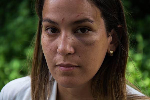 Periodista Raylí Luján |Foto: Andreína Flores