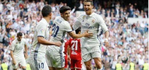 Real Madrid venció a Sevilla  Foto: Ángel Martínez