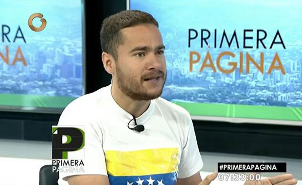 Ricardo Sánchez   Captura de video