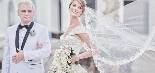 Stefanía Fernández se casó en Colombia |Foto: El Farandi