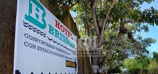 Hotel Brismar, lugar donde hallaron los cadáveres | Foto: El Sol de Margarita
