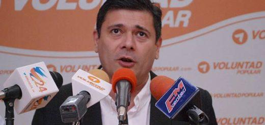 Freddy Superlano, Diputado de la Asamblea Nacional (AN) | Foto: Cortesía