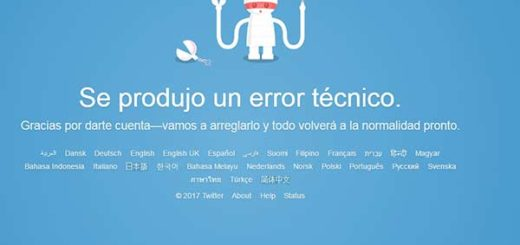 Twitter presentó fallas este viernes |Foto cortesía