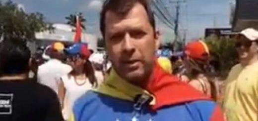 Actor venezolano, Vicente Tepedino |Captura de video