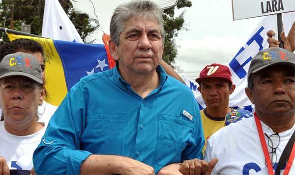 Alfredo Ramos. Alcalde de Barquisimeto destituido | Foto: Cortesía