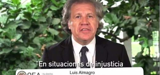 Luis Almagro, secretario General de la OEA | Foto: Captura de video