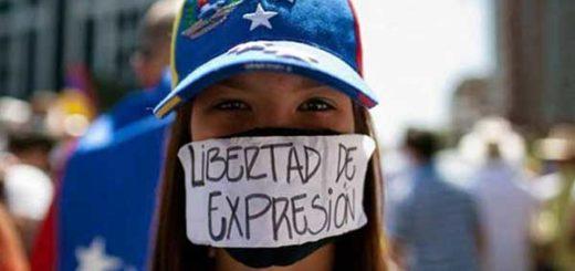 Venezuela celebra el Día Mundial de la Libertad de Prensa en medio de disturbios | Foto: Agencias