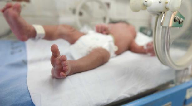 Bebé en la Maternidad Palacio | Foto referencial