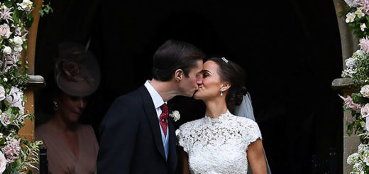 Pippa Middleton, se casó hoy con el financiero James Matthews | Foto: Reuters