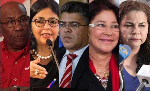 Así quedó conformada la comisión presidencial que explicará la Constituyente comunal   Composición