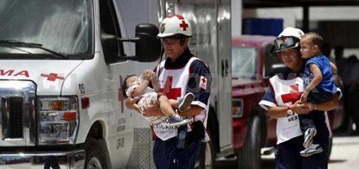 Día Internacional de la Cruz Roja | Foto: Agencias