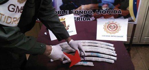 Droga incautada | Foto: El Cooperante