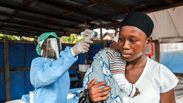Virus del Ébola en Sierra Leona 2014 | Foto: AP