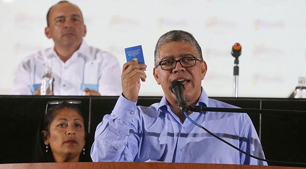 Elías Jaua | Foto: AVN