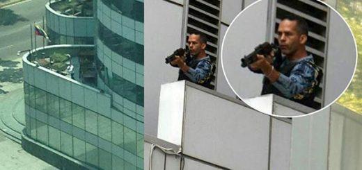 Francotiradores durante protestas