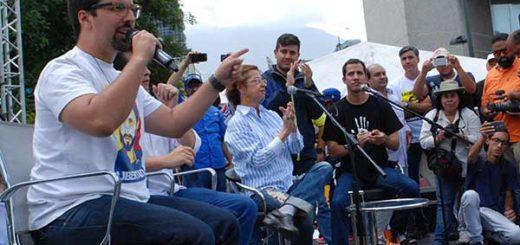Freddy Guevara | Foto: Nota de prensa