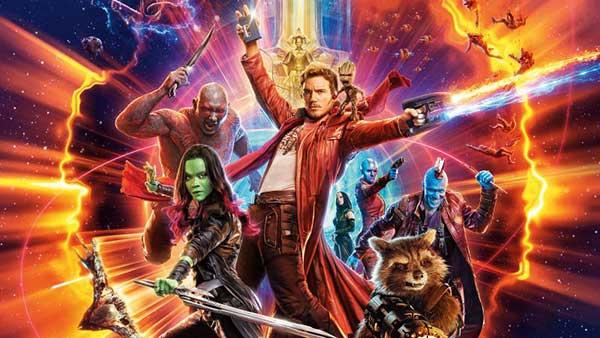 Guardianes de la Galaxia Vol. 2   Imagen cortesía