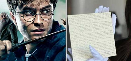 Roban manuscrito de una precuela de 'Harry Potter' | Composición