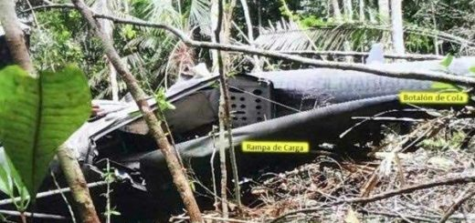 13 personas se trasladaban en el helicóptero desaparecido