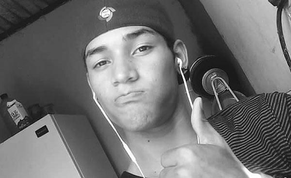 Muere joven Miguel Medina de herida en el abdomen | Foto: Twitter
