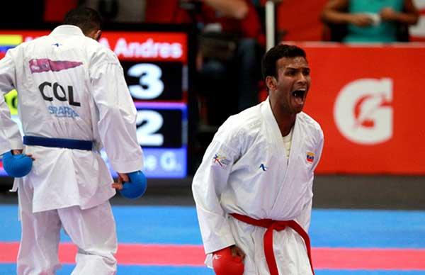 Venezuela consiguió nueve medallas en el Campeonato Panamericano   Foto referencial: @OfficialCOV
