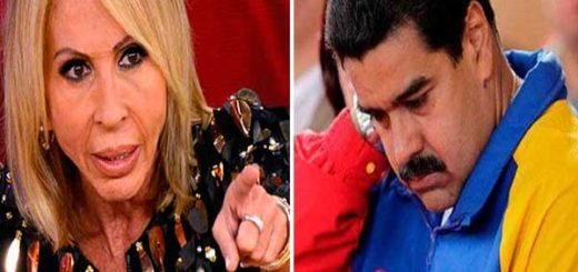 Laura Bozzo carga contra Maduro | Composición
