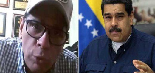 Carlos Cruz le respondió a Maduro | Composición