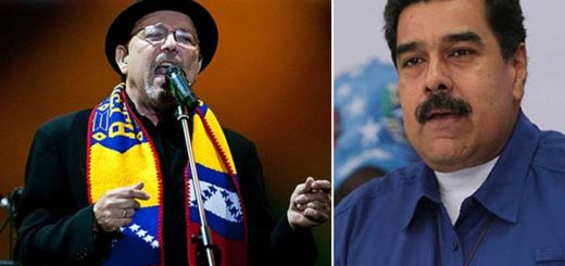 Rubén Blades / Nicolás Maduro | Notitotal