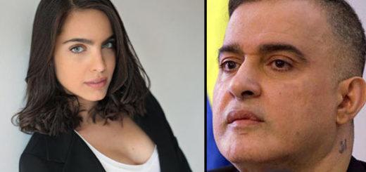María Gabriela de Faria le responde a Tareck William Saab