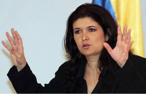 Maripili Hernández rechaza Constituyente de Maduro |Foto cortesía