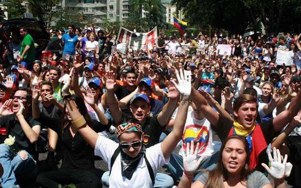 Movimiento Estudiantil acompañará marcha de mujeres este sábado | Foto: Twitter