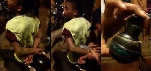 Niño es amarrado y toturado por GNB | Notitotal