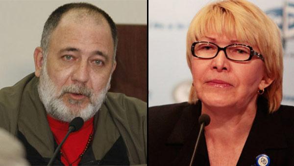 Mario Silva cargó contra la Fiscal Luisa Ortega Díaz   Notitotal
