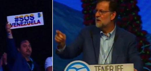 Presidente de España, Mariano Rajoy | Imagen: capturas