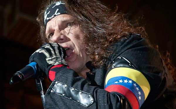 Cancelan presentación de Paul Gillman en Colombia por su tendencia política | Foto: Globovisión