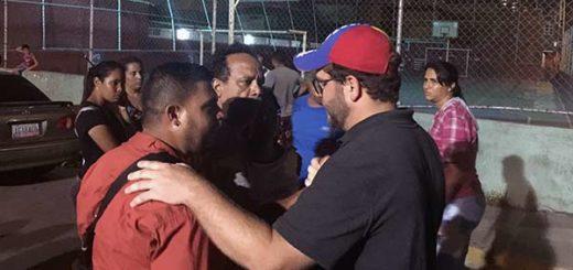 Siete jóvenes fueron enviados a la cárcel de La Pica | Foto: Twitter