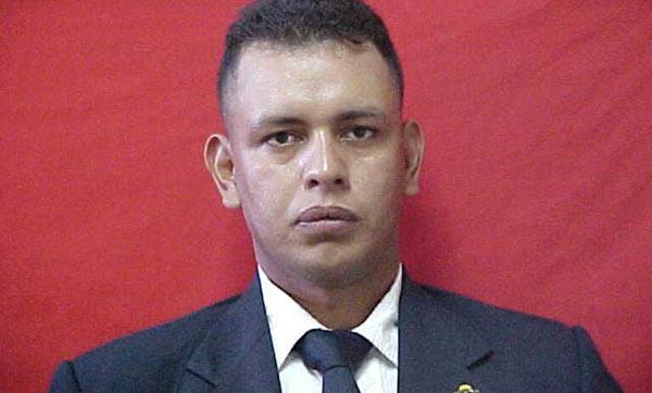 Gerardo Barrera, agente de la policía de Carabobo | Foto: @Polic_carabobo