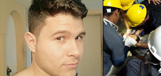 Augusto puga, joven asesinado en UDO-Bolívar