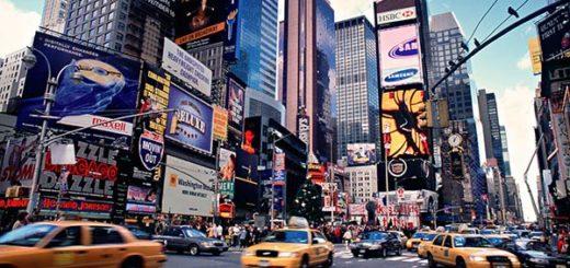 Times Square en Nueva York | Foto referencial