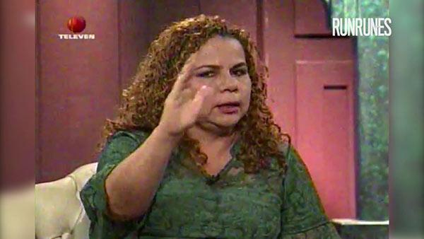 Iris Varela, ministra de Asuntos Penitenciarios | Foto: captura de video