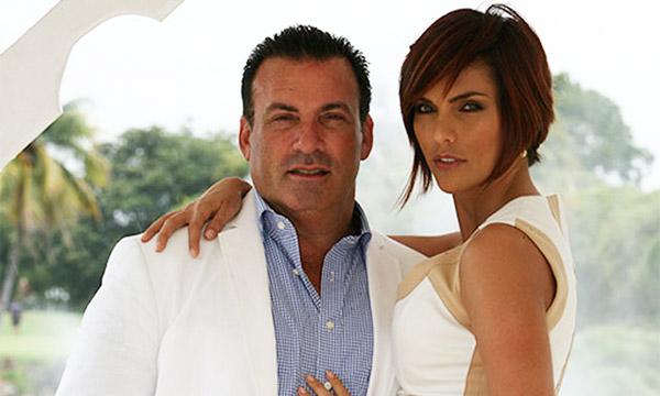 ex miss Venezuela, Veruskha Ramírez y su esposo | Rumberos.net