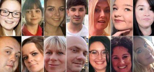 Vícitmas del atentado en Manchester | BBC