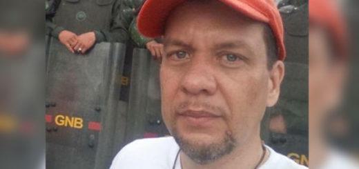 Sebin detuvo al coordinador nacional de VP, Jorge Machado | Foto cortesía