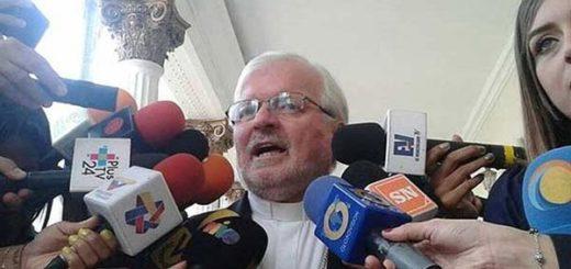 Nuncio Apostólico Aldo Giordano  Foto: Cortesía