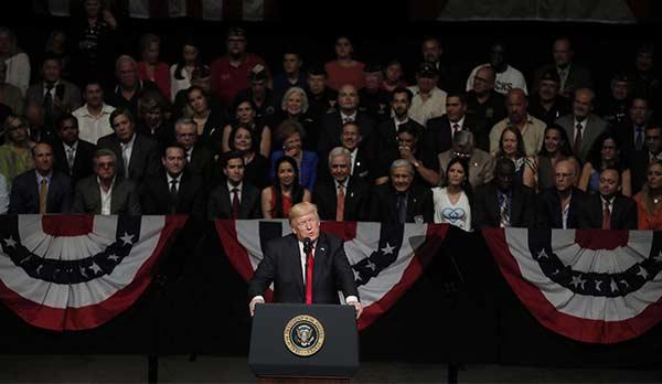 Donald Trump, Presidente de Estados Unidos | Foto: Reuters