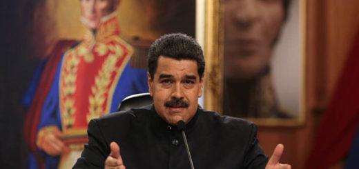 Maduro anuncia que países 'amigos' acompañarán diálogo con oposición | Foto: @PresidencialVen