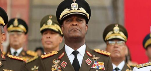 Jesús Suárez Chourio, comandante del Ejército | Foto: EFE