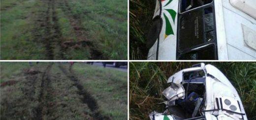 Accidente de tránsito en Portuguesa |Foto: Jorge Galindo